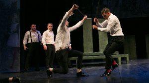 RÓMEÓ ÉS JÚLIA - Komáromi Jókai Színház2