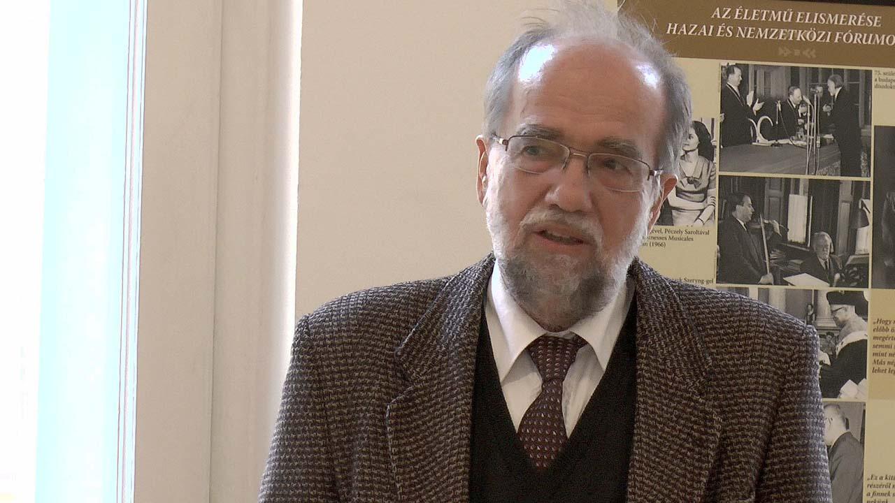 Tóth Péter Pál szociológus