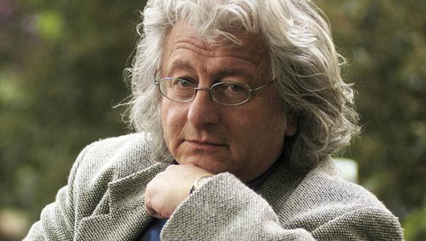 Esterházy Péter (1950–2016) Foto:Bazánth Ivola