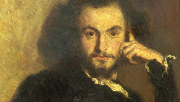 Charles Boudelaire (1821–1867)
