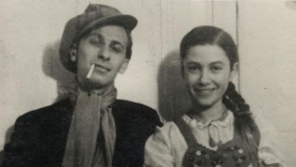 Radnóti Miklós és Gyarmati Fanni