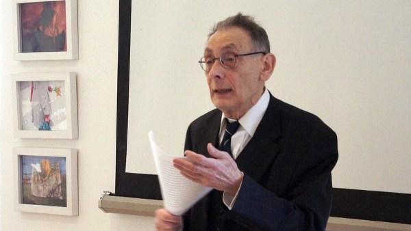 Fried István plenáris előadásaTurczel Lajos munkásságáról