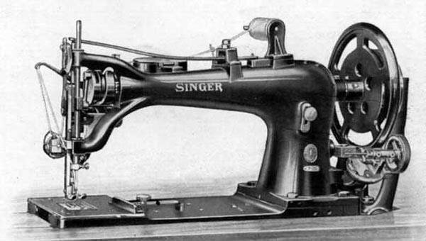 The Singer 7-33