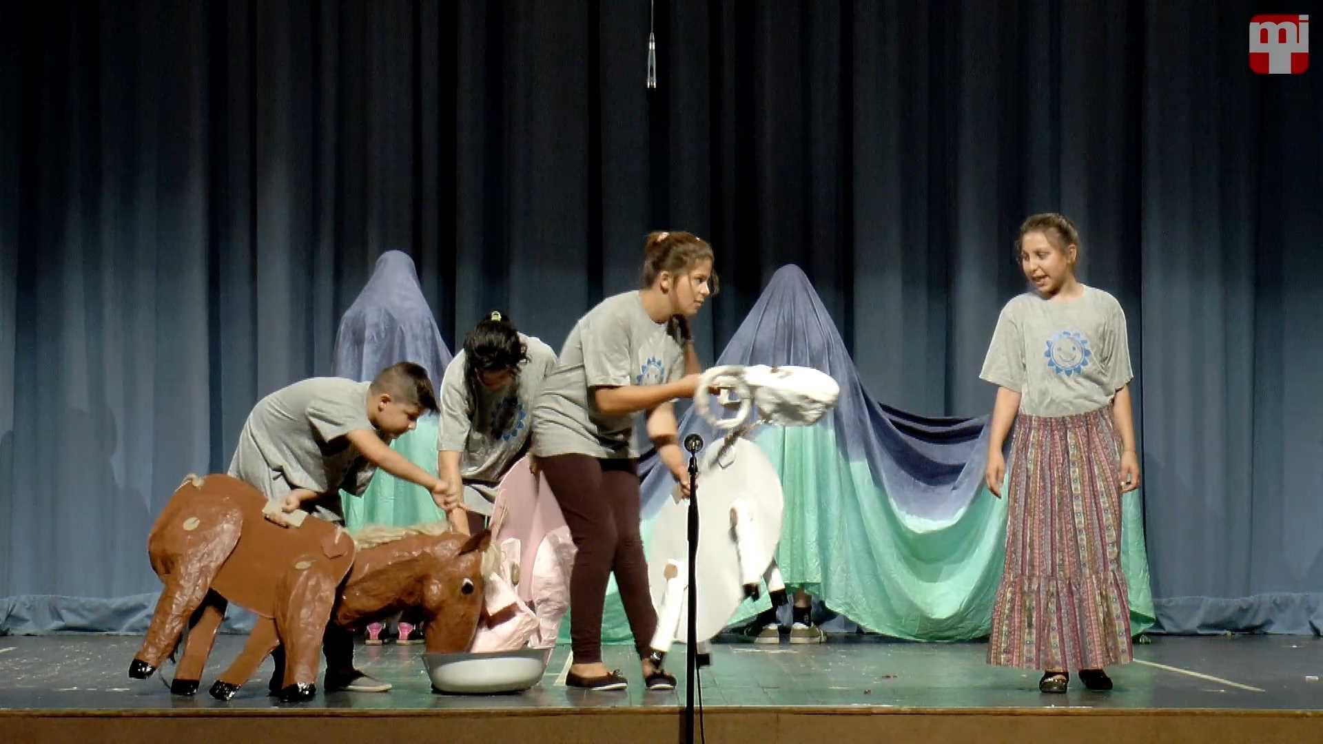 DMT - 2018 - A tréfás farkas (népmese-bábjáték)