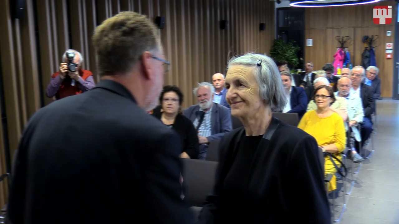 Jubilánsok köszöntése 2018 - F. Kováts Piroska