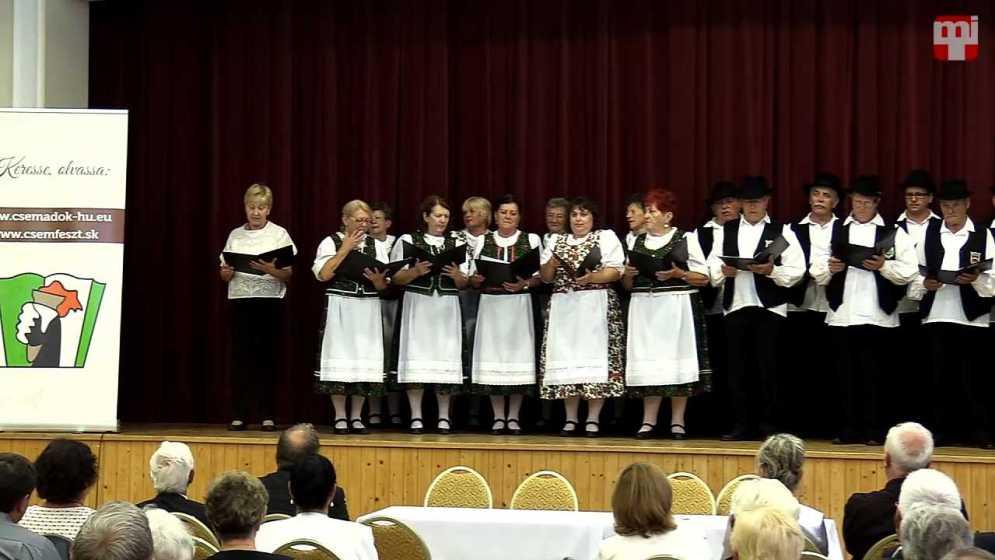 Gombaszög 60 - éneklőcsoportok
