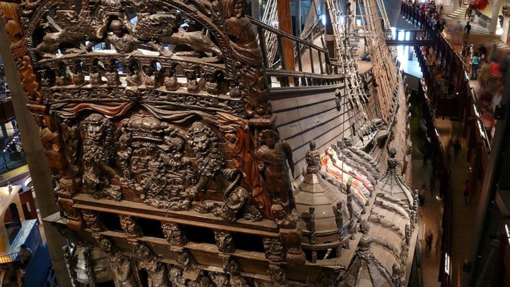 A Vasa csatahajó