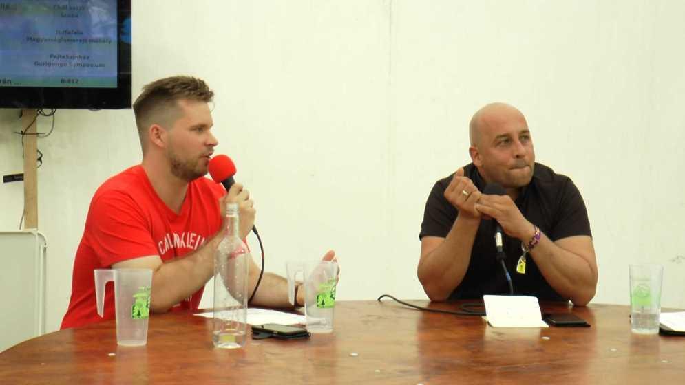 Gombaszögi Nyári Tábor - Merre tart a felvidéki magyar érdekérvényesítés