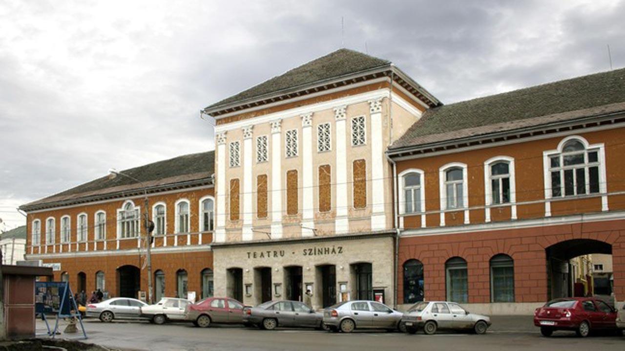 sepsiszentgyörgyi Tamási Áron Színház