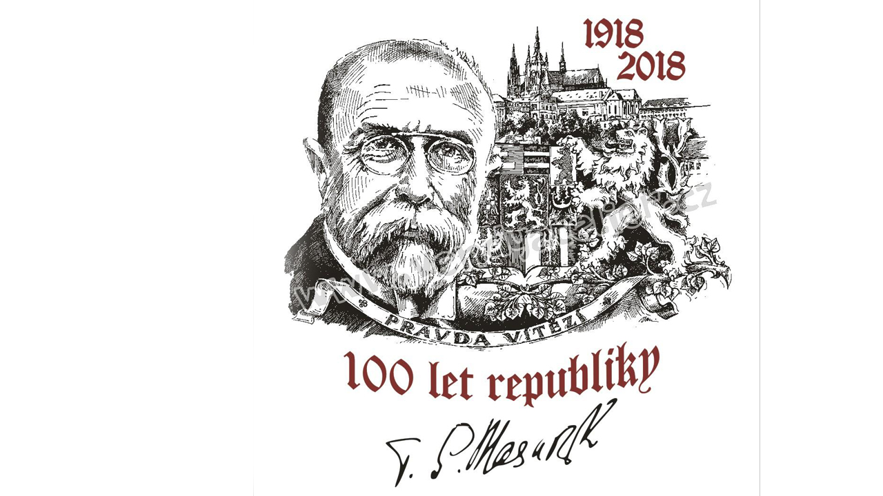 100 let republiky