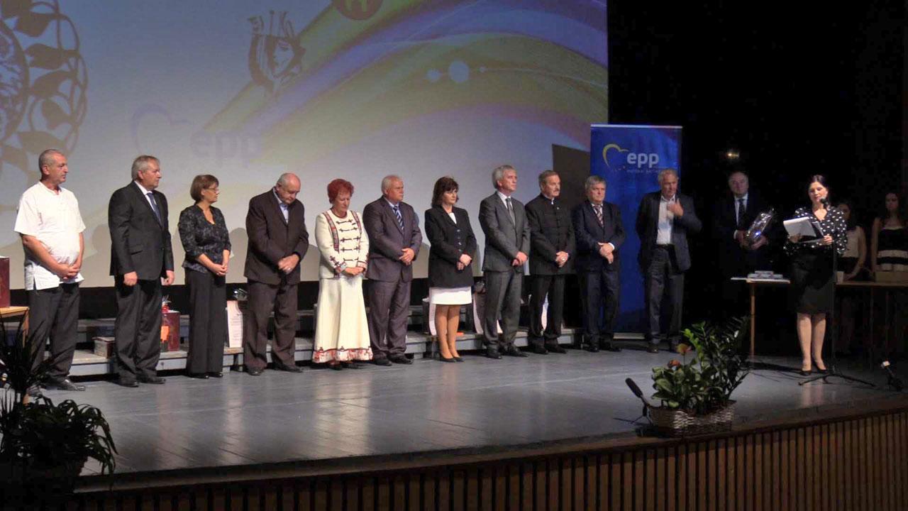 A Magyar Művészetért Díjrendszer 41 díjátadó gálája