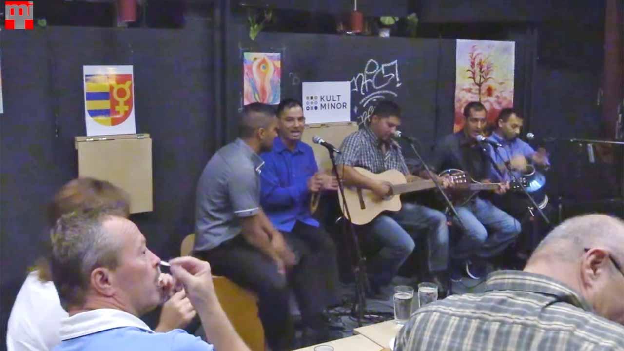Dunszt #1: Roma kultúra és identitás - FLÁRE BEÁS zenekar