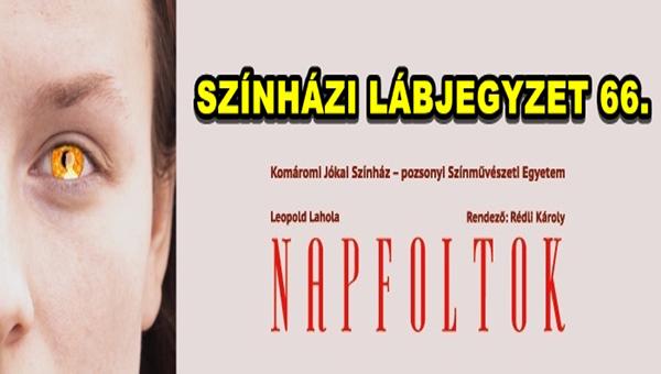Színházi Lábjegyzet 66.