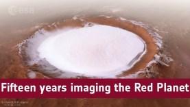 15 évnyi fotó a Marsról