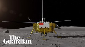 Holdat fogott a Csang'o-4
