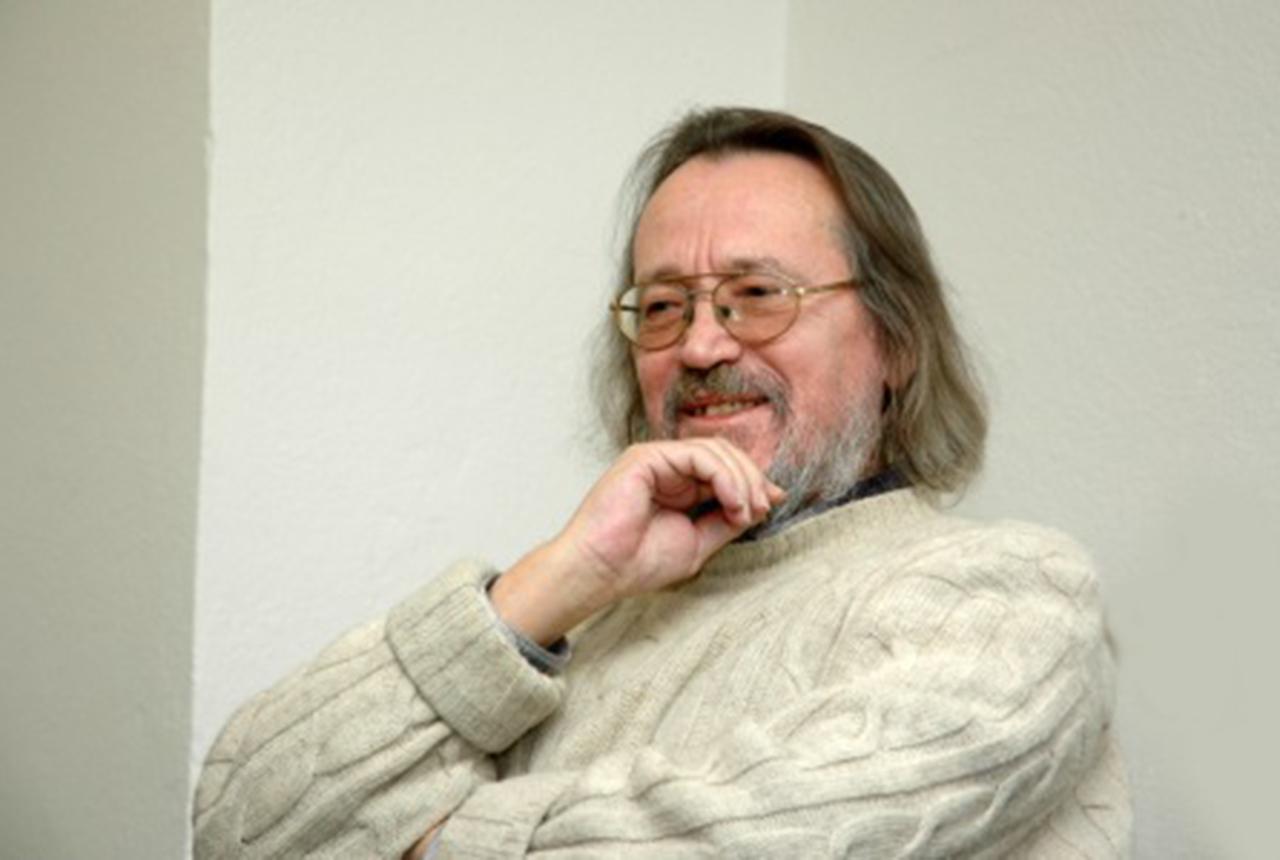 Dušan Mitana (photo by Peter Procházka)