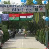 Közel 250-en futottak Bősön