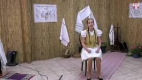 Ipolyi Arnold Népmesemondó Verseny • Nagy Georgina, Negyed