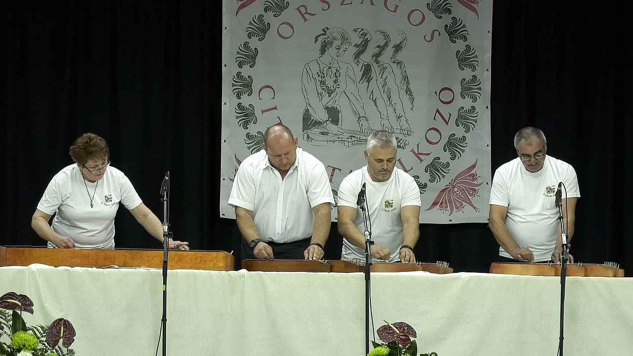 XXI. Országos Citeratalálkozó – Fabotó, Nagykapos
