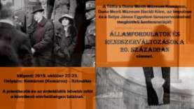 TéKa – Elitcserék Komáromban és a komáromi járásban az 1938-as bécsi döntést követően
