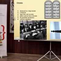 KINCSKERESŐK XV. – A zsidó közösség élete a két Szeliben