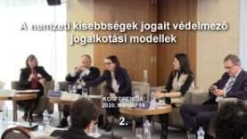 Milyen kisebbségi törvényre van szüksége Szlovákiának? 2.