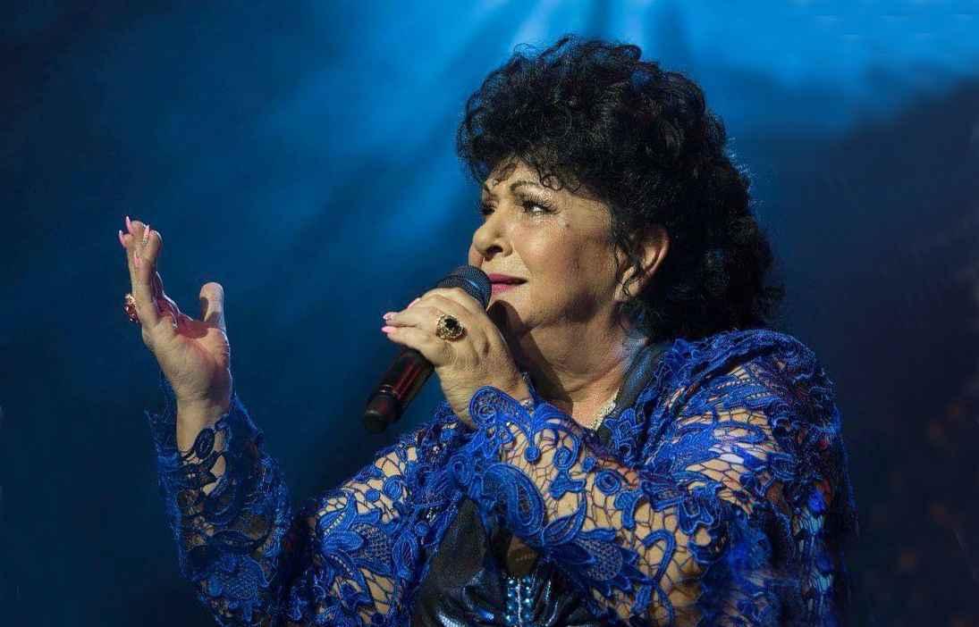 Bangó Margit 70 éves