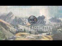50 év az űrből • a Föld napjára