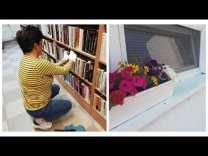 Mit csinál akönyvtáros, ha akönyvtár zárva tart? (1)