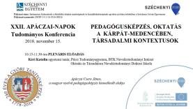 A magyar pedagógiai gondolkodás megteremtője: Apáczai Csere János