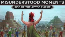 Az azték birodalom vége