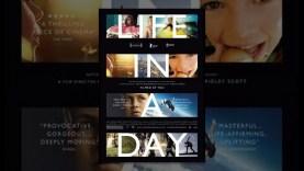 FELHÍVÁS: Július 25. Filmezd le a napod! Oszd meg a történeted!