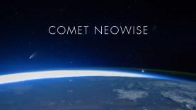 Itt a C/2020 F3 (NEOWISE) üstökös!