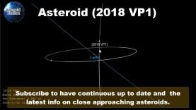 Halottak napján húz el mellettünk egy aszteroida