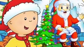 Caillou • Karácsonyi különlegesség