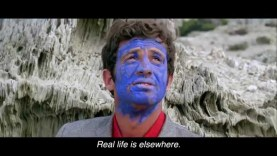 Jean-Luc Godard filmrendező 90