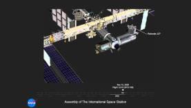 Szökik a levegő a Nemzetközi Űrállomásról
