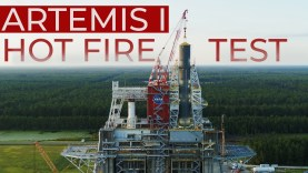 Hot Fire tesztre készül ma a NASA