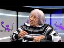 Keleti Ágnes tornász 100 éves (és beoltatja magát)