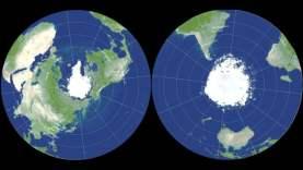 A lehető legpontosabb világtérkép
