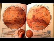 Ha a Marsra készül, vigyen magával térképet…