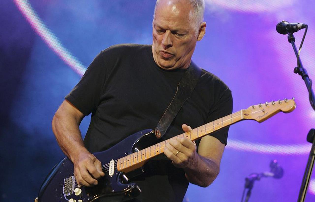 Dave Gilmour 75