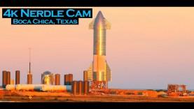 SpaceX Starship SN10 • Élő közvetítés • Boca Chica, TX
