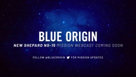 Magánűrhajók: Blue Origin – New Shepard