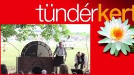 Fabók Mancsi bábszínháza a Tündérkertben (részlet)