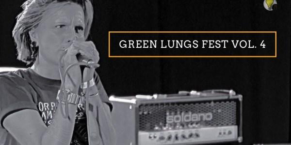 GREEN LUNGS FEST VOL.4 MORĄG
