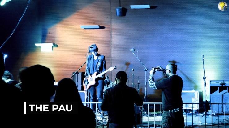OST-ROCK UNDERGROUND FEST XIII cz.II KONCERT GWIAZD: INRI, THE PAU, GA-GA ZIELONE ŻABKI