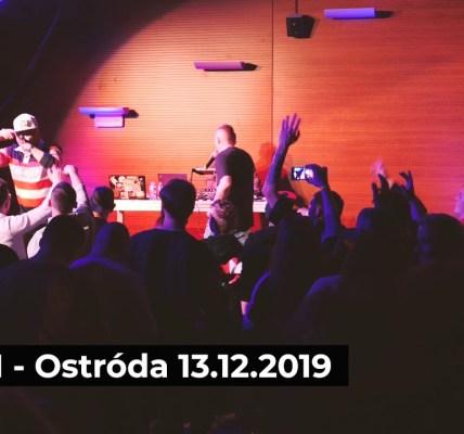 PIH FRAGMENT KONCERTU - OSTRÓDA 13.12.2019