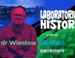 Laboratorium Historii - Błękitno-Zielona Przestrzeń - Skwer Wiecherta