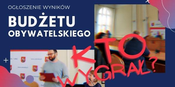 Jaki projekt wygrał w BUDŻECIE OBYWATELSKIM w Ostródzie?